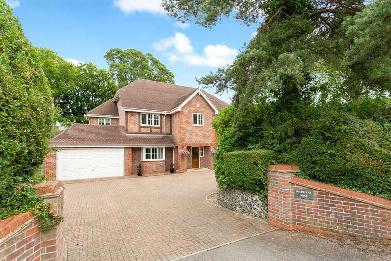 6 Bedrooms Detached House for sale in New Road, Little Kingshill, Great Missenden, Buckinghamshire, HP16