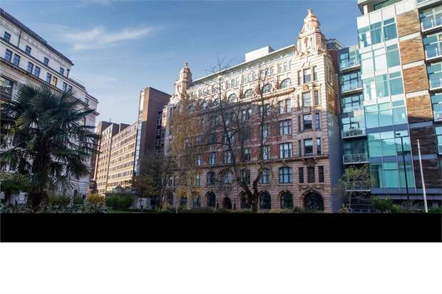 2 Bedrooms Flat for sale in 14 St Marys Parsonage, Manchester