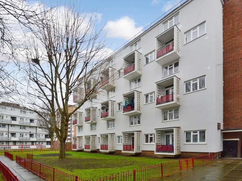 2 Bedrooms Maisonette Flat for sale in Rennie Estate, Surrey Quays SE16