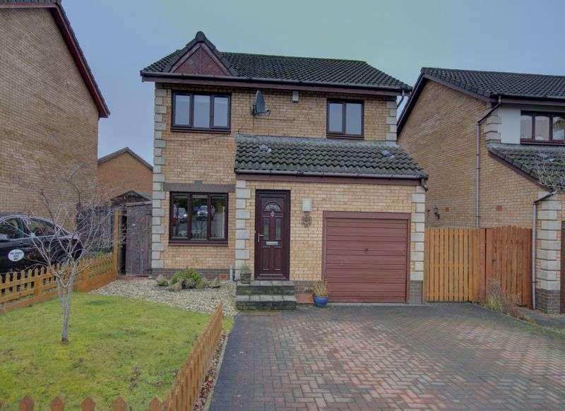 3 Bedrooms Property for sale in Bankton Brae, Livingston