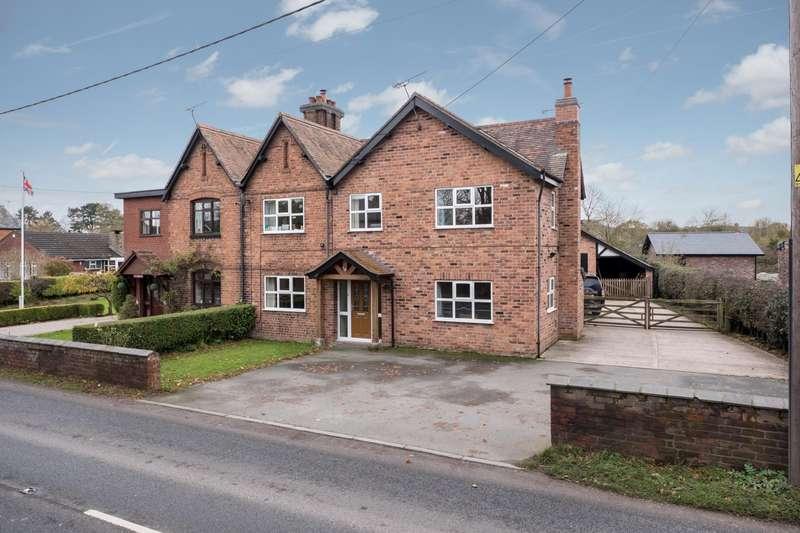 4 Bedrooms House for sale in 4 bedroom House Semi Detached in Bunbury Heath
