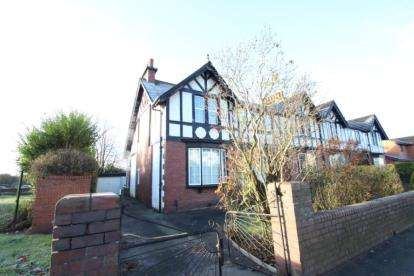3 Bedrooms End Of Terrace House for sale in Townhead Road, Coatbridge, North Lanarkshire