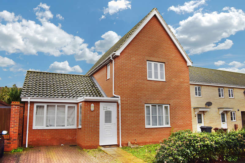 5 Bedrooms Detached House for rent in Alicante Way, Norwich