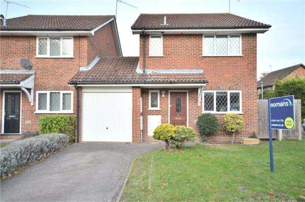 3 Bedrooms Link Detached House for sale in Radnor Road, Bracknell, Berkshire