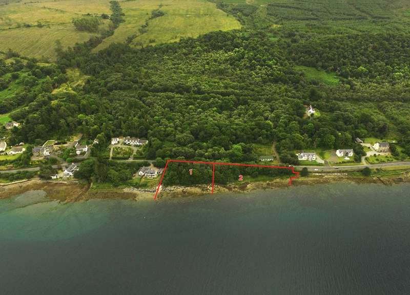 Land Commercial for sale in Plot 1 West Hollybush, St. Catherines, Cairndow, Argyll and Bute, PA25