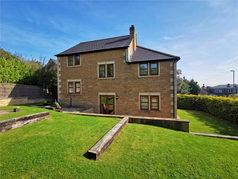 4 Bedrooms Detached House for sale in Valley View, Pudsey, West Yorkshire, LS28