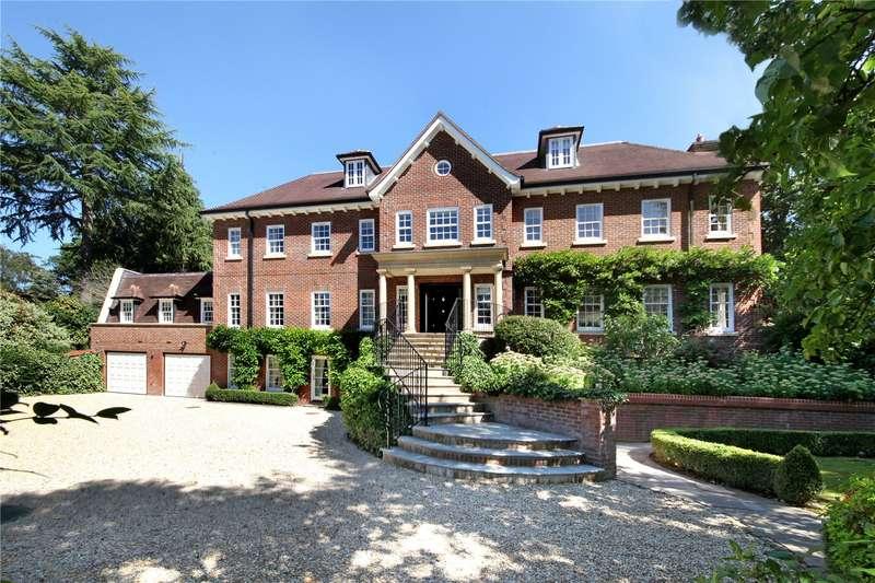 6 Bedrooms Detached House for sale in Camp Road, Gerrards Cross, Buckinghamshire, SL9