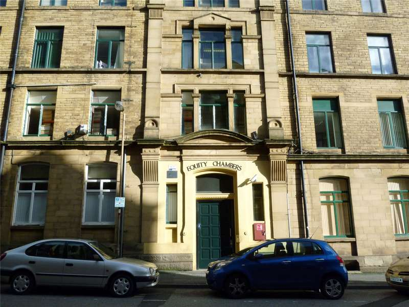 2 Bedrooms Flat for sale in Equity Chambers, 40 Piccadilly, Bradford