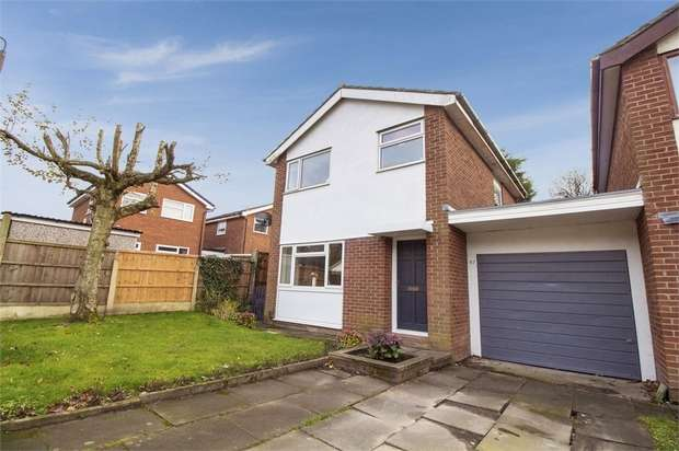 3 Bedrooms Detached House for sale in School Field, Bamber Bridge, Preston, Lancashire