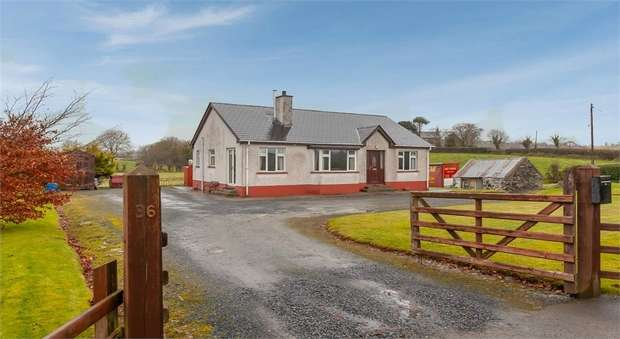 3 Bedrooms Detached Bungalow for sale in Tierny Road, Newry, County Down