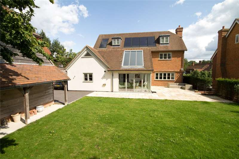 5 Bedrooms Detached House for sale in North Lane, West Hoathly