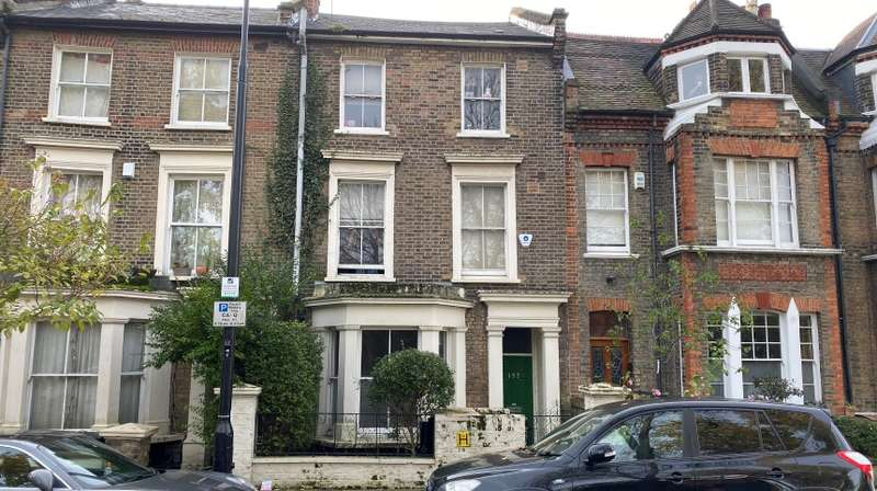 3 Bedrooms Maisonette Flat for sale in Maygrove Road, West Hampstead, London, NW6 2EP