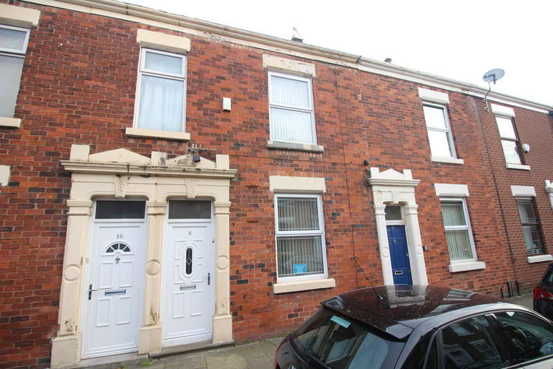 2 Bedrooms Terraced House for sale in St Anthonys Road, Preston