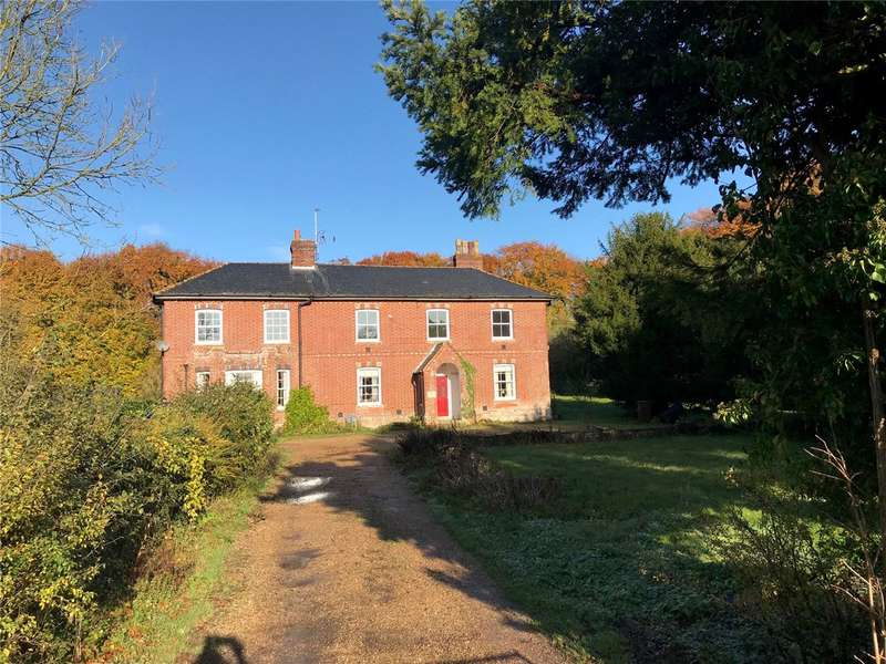 4 Bedrooms Apartment Flat for rent in Moodys Down Farmhouse, Sutton Scotney, Winchester, Hampshire, SO21
