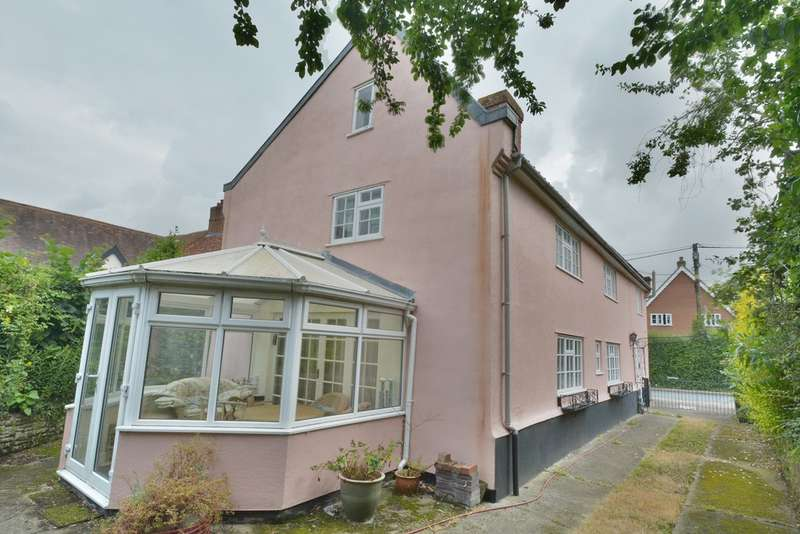 3 Bedrooms Cottage House for sale in The Street, Redgrave