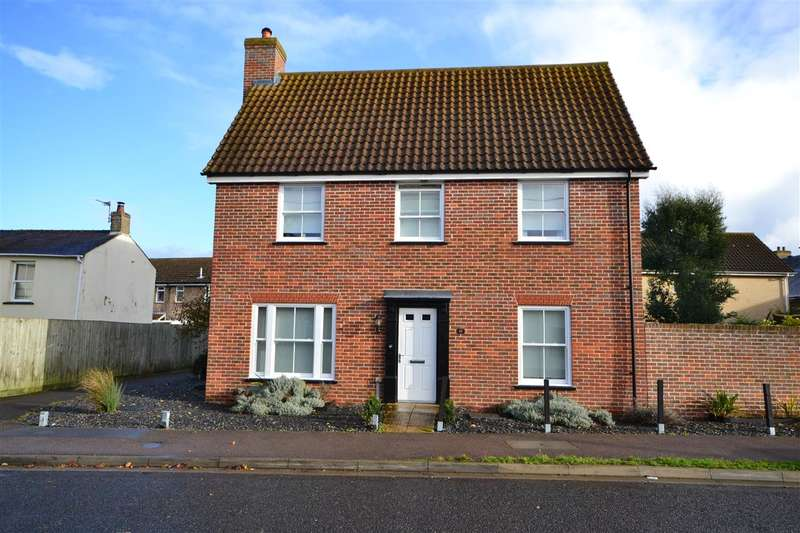 3 Bedrooms Semi Detached House for sale in Townsend, Soham