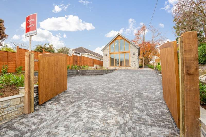 4 Bedrooms Detached House for sale in Henley Lane, Butleigh