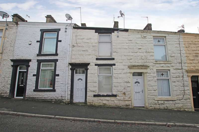 2 Bedrooms Terraced House for sale in Olive Lane, Darwen, BB3 0ET