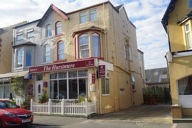 11 Bedrooms Hotel Commercial for sale in Alexandra Road, Blackpool, FY1 6BU