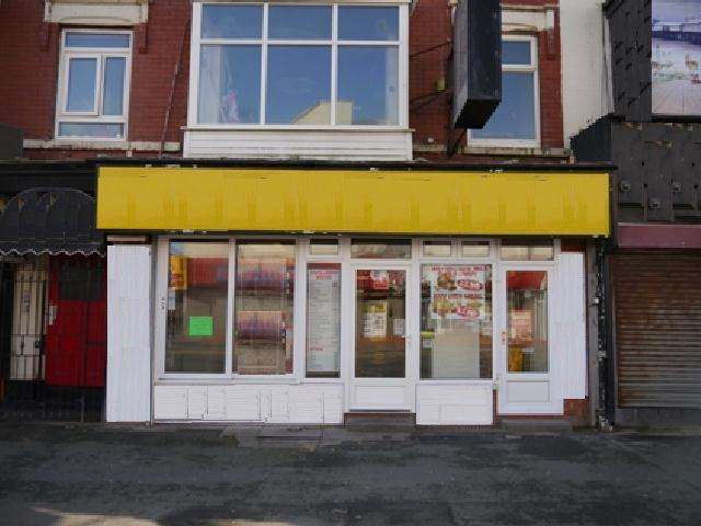 Cafe Commercial for sale in chapel street, Blackpool, FY1 5AE