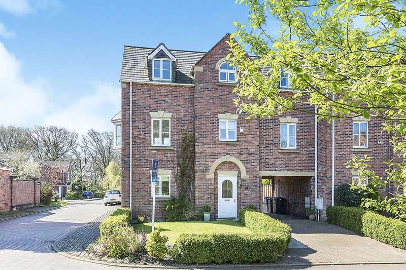 4 Bedrooms Semi Detached House for sale in Rufford Close, Chorley, Lancashire, PR7