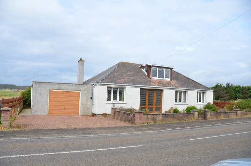 3 Bedrooms Bungalow for sale in , Dunromin, Dunnet, Thurso, Highland
