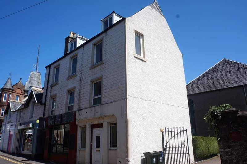 4 Bedrooms End Of Terrace House for sale in 11, Church Street, Crieff, Perthshire
