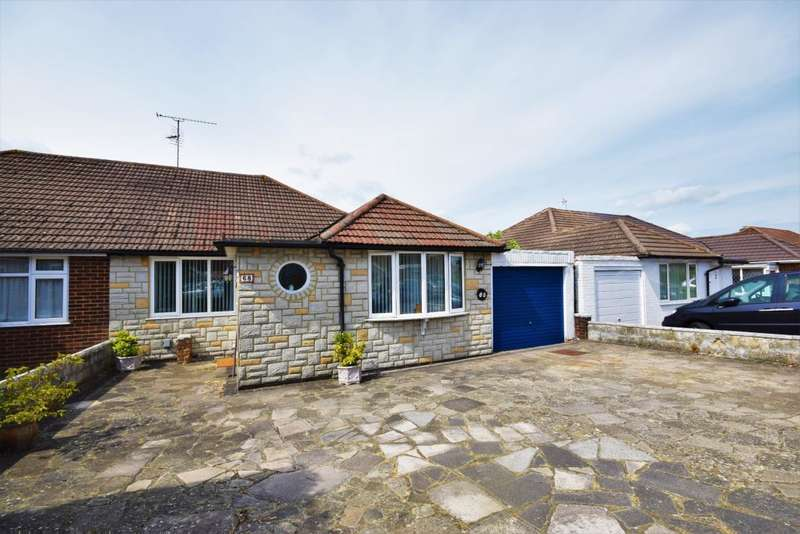 3 Bedrooms Bungalow for sale in Clarke Estate, Basingstoke, RG23