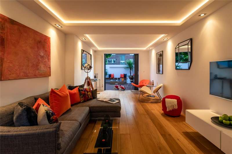 5 Bedrooms End Of Terrace House for sale in Esmond Road, Chiswick, W4