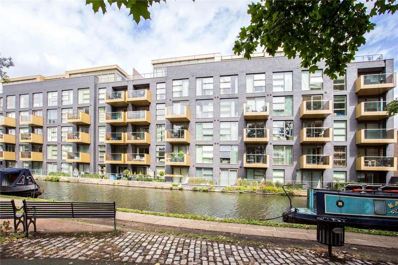 3 Bedrooms Apartment Flat for sale in Waterfront Apartments, 82 Amberley Road, London, W9