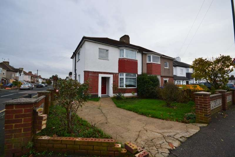 3 Bedrooms Semi Detached House for sale in Pickford Lane, Bexleyheath, Kent, DA7