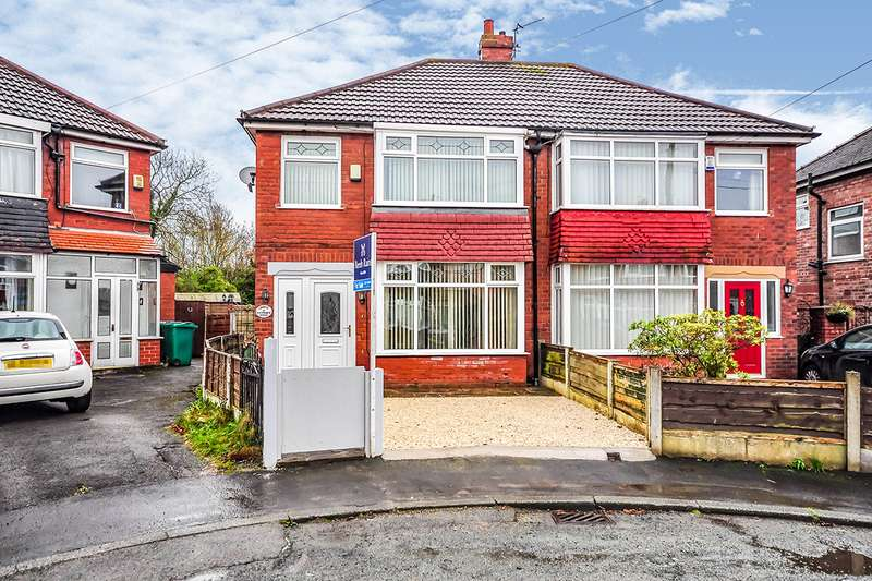 3 Bedrooms Semi Detached House for sale in Wentworth Avenue, Gorton, Manchester, M18