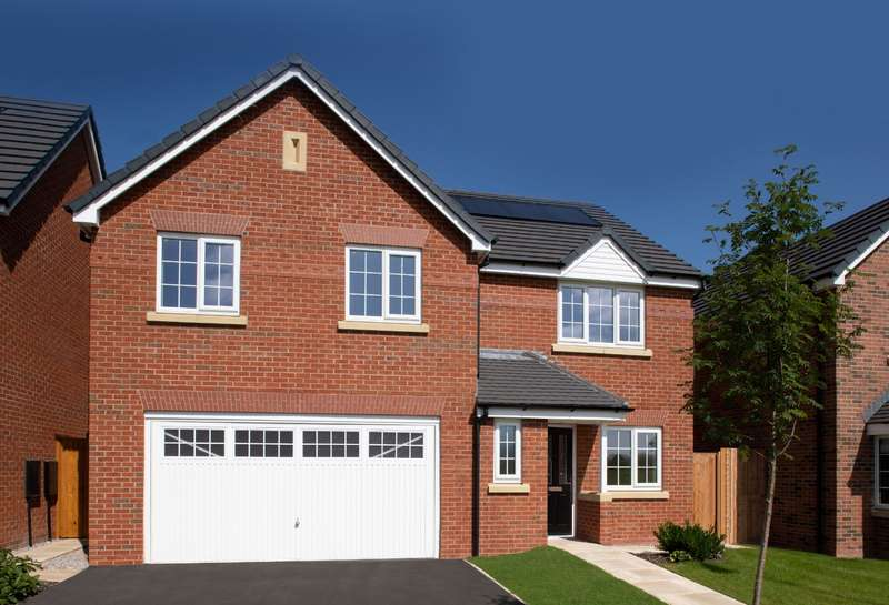 5 Bedrooms Detached House for sale in Plot 109 The Cavendish, Calder View, Daniel Fold Lane, Catterall, PR3