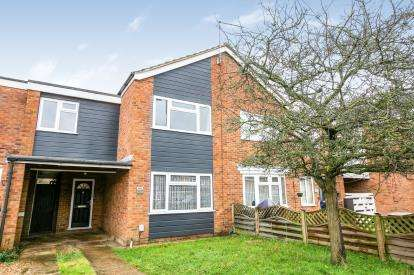 3 Bedrooms Link Detached House for sale in Telscombe Way, Luton, Bedfordshire, England