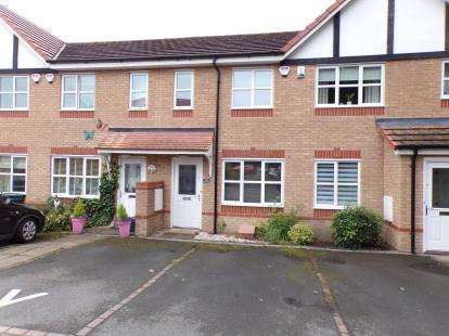 2 Bedrooms Terraced House for sale in Llys Onnen, Llandudno Junction, Conwy, North Wales, LL31