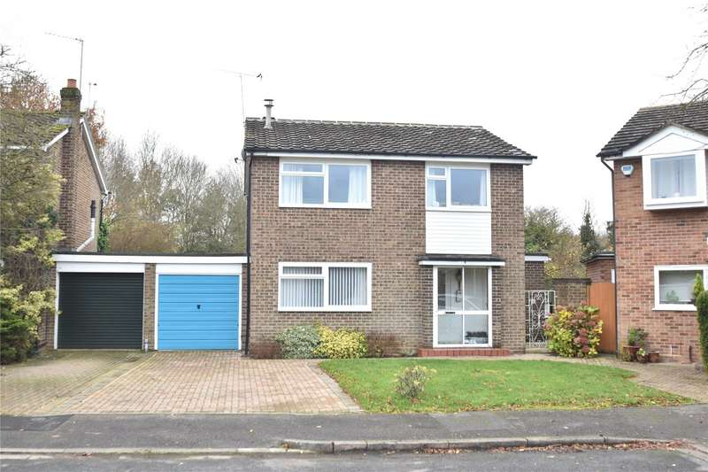 4 Bedrooms Detached House for sale in Bardney Close, Maidenhead, Berkshire, SL6