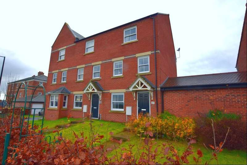 4 Bedrooms Property for sale in Pen Lane Avenue, Birstall, Leicester, LE4