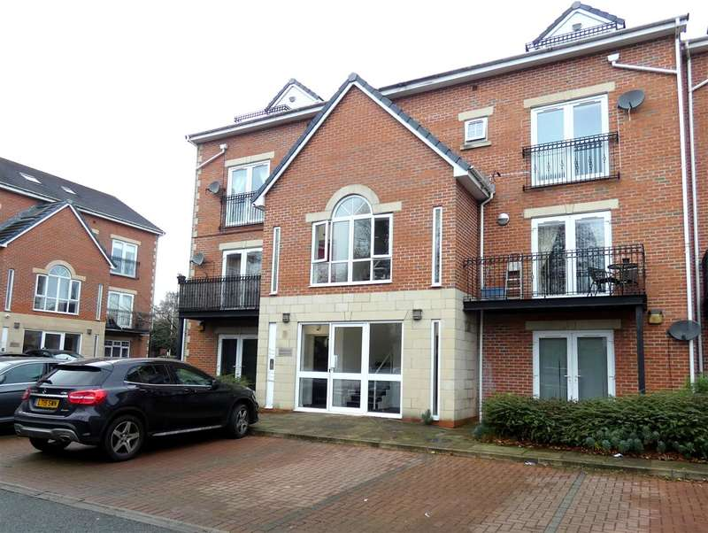 2 Bedrooms Apartment Flat for sale in Birkdale Court, Huyton, Liverpool