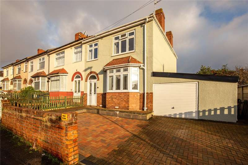 3 Bedrooms Property for sale in Mayfield Avenue, Fishponds, Bristol BS16