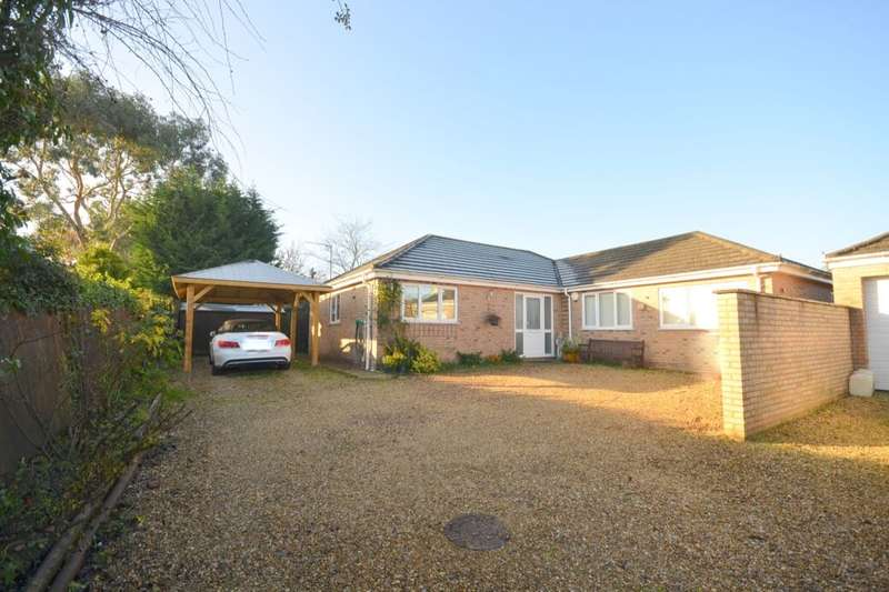 2 Bedrooms Detached Bungalow for sale in Ash Lane, Collingtree Village, Northampton, NN4
