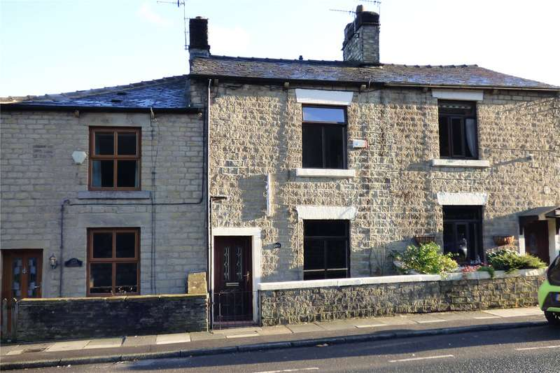 2 Bedrooms Terraced House for sale in Manchester Road, Mossley, OL5