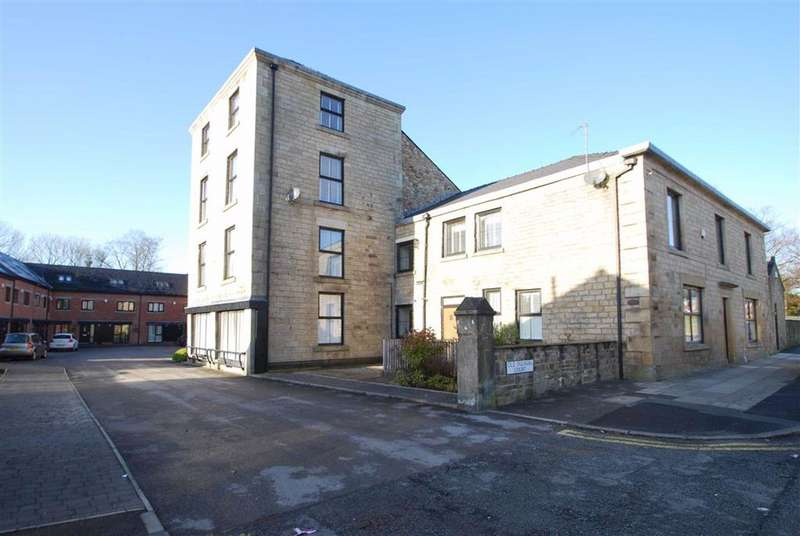 2 Bedrooms Apartment Flat for sale in Old Brewers Court, Walmersley, Bury