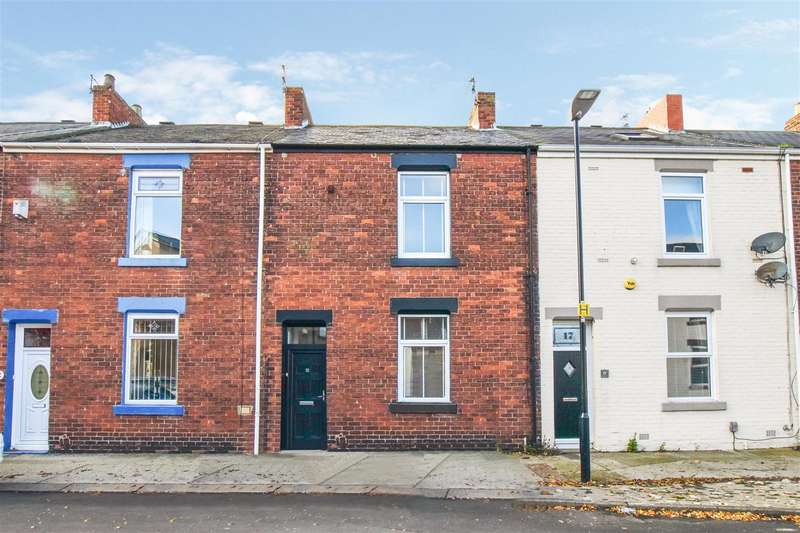 2 Bedrooms Terraced House for sale in Cooper Street, Roker, Sunderland