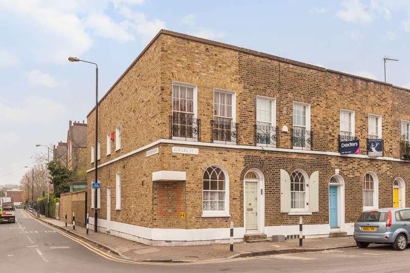 4 Bedrooms Terraced House for sale in Jubilee Street, Whitechapel, E1