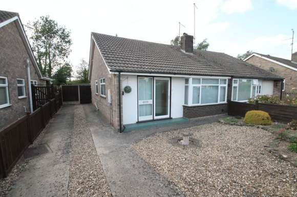 2 Bedrooms Bungalow for sale in Westminster Drive, Spalding