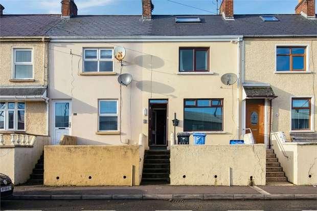 4 Bedrooms Terraced House for sale in Lone Moor Road, Londonderry