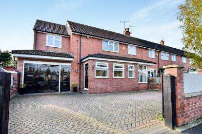 4 Bedrooms Semi Detached House for sale in Aimson Road East, Altrincham, Cheshire, .