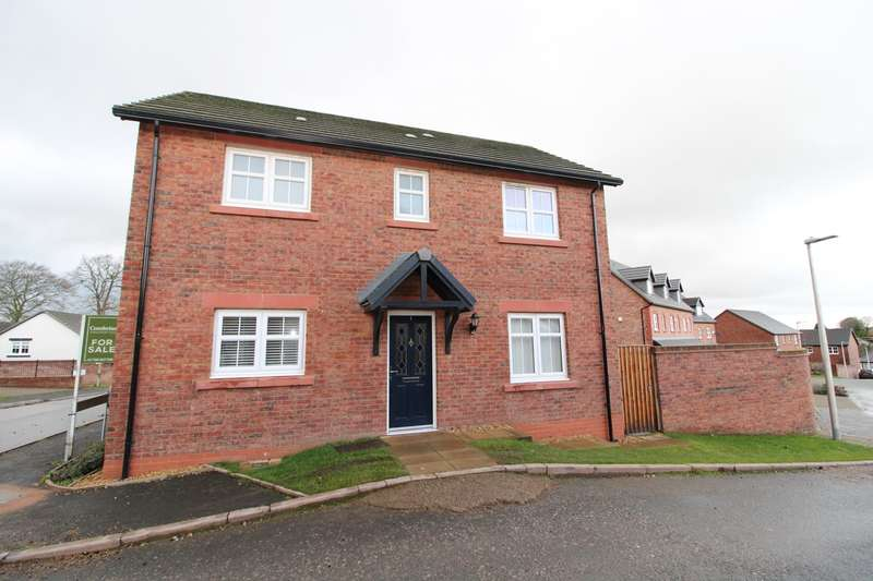 3 Bedrooms Semi Detached House for sale in Rookery Lane, Bongate Cross, Appleby-in-Westmorland, CA16