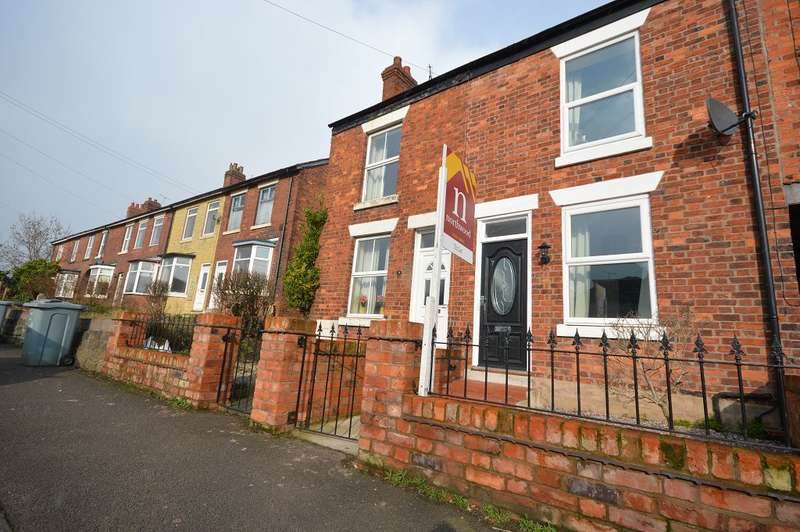 2 Bedrooms Terraced House for rent in Park Lane, Sandbach, Cheshire, CW11 1EN