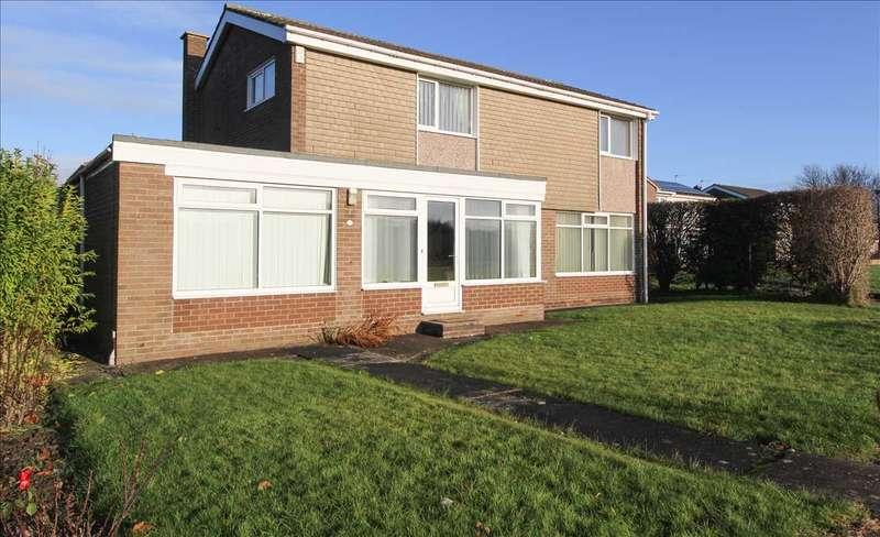 4 Bedrooms Detached House for sale in Welbury Way, Southfield Lea, Cramlington